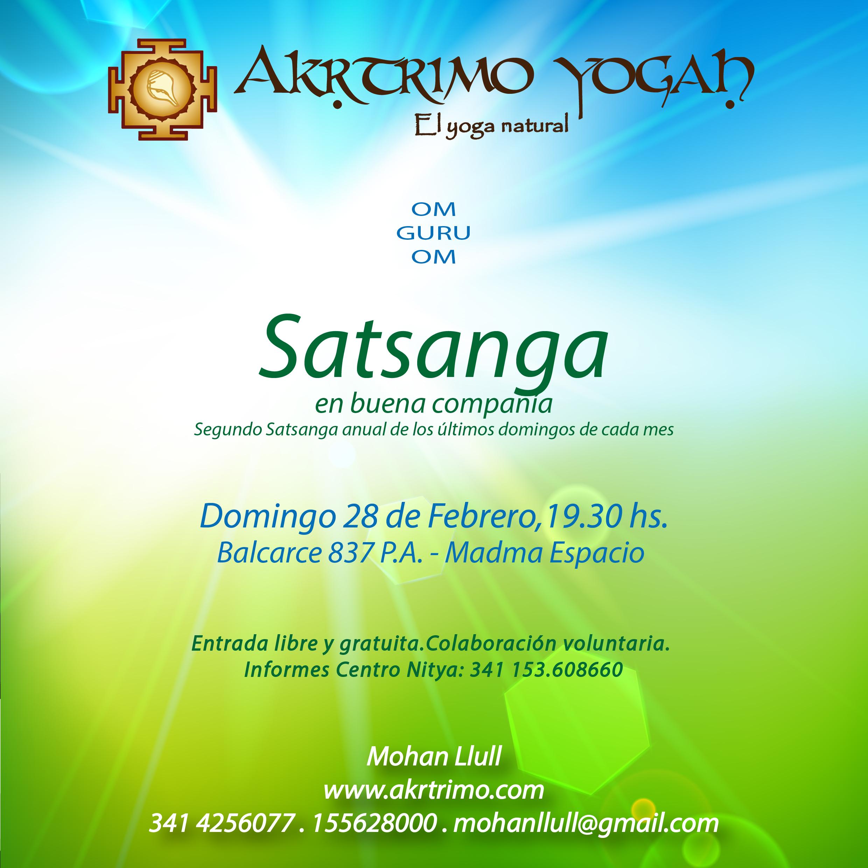 satsango 2016 feb-01-01